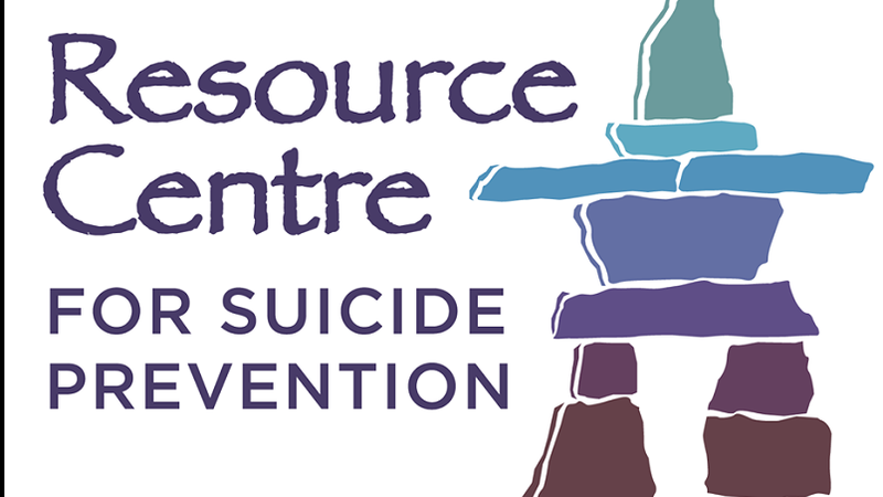Resource Center for suicide prevention