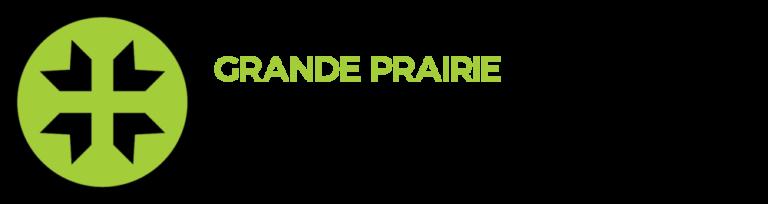Grande Prairie Alliance Church Banner