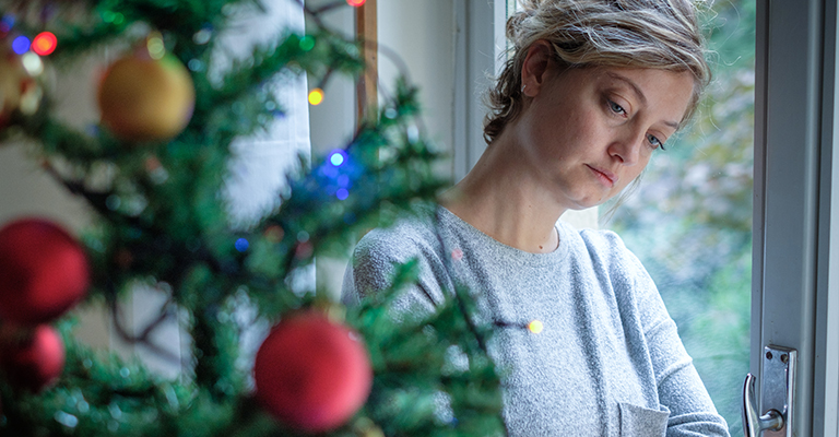 Handling The Holidays When You're Grieving